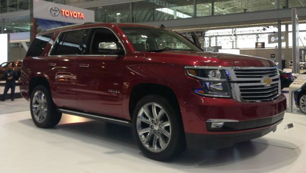 2015 Chevrolet Tahoe is on the market since 1992 year.It is a large SUV from the American car manufacturer General Motors.Very similar to the GMC Yukon. http://www.2015newcarsmodels.com/2015-chevrolet-tahoe-review-release-date/