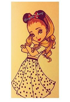 ariana grande fan art - Google Search