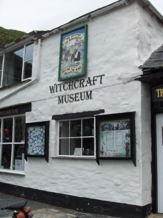 Museum of Witchcraft, Cornwall, England I'm obsessed now! Have to go there!