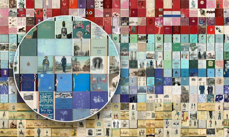 SOY BIBLIOTECARIO: Más de 180 mil imágenes de dominio público liberadas por la Biblioteca Pública de Nueva York