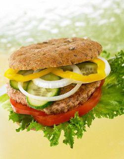Kyllingburger   www.greteroede.no   www.greteroede.no