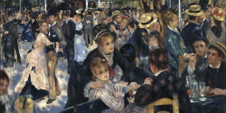 Renoir en la Fundación Mapfre Barcelona - http://www.absolutbcn.com/archives/2016/09/14/15117/