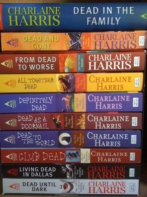 True Blood Books: Trueblood, Book Love, Sooki Stackhous, Stackhous Series, Stackhous Book, True Blood Book, Charlain Harry, Blood Series, Book Series