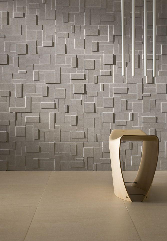 Revestimiento de pared suelo de gres porcel nico efecto - Revestimientos de suelos ...