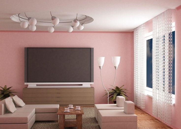Die besten 25+ Eingerichtetes Wohnzimmer Ideen auf Pinterest - wohnzimmer ideen pink