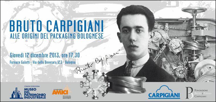 Museo del Patrimonio Industriale, Bologna, 12 dicembre 13, ore 17.30