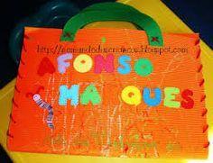 Resultado de imagem para capas para portfólios no jardim infantil