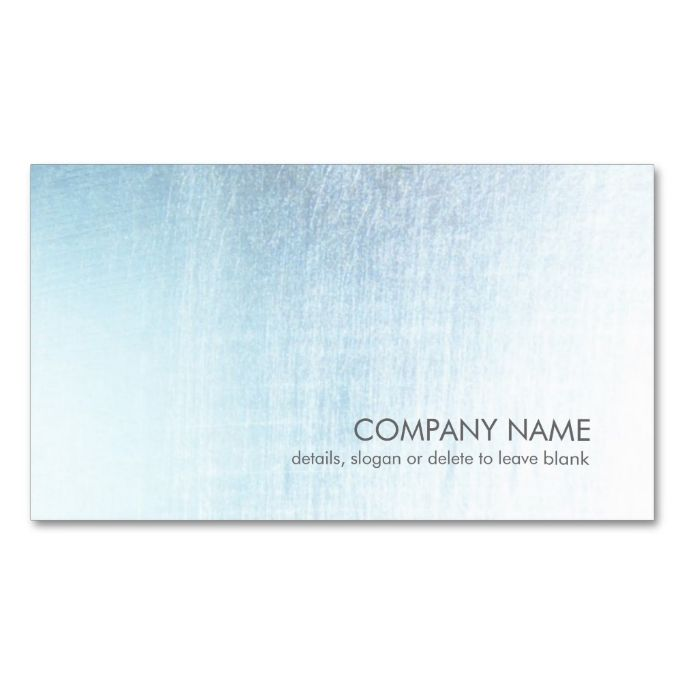 2191 best construction business cards images on pinterest modern light blue brushed metal look business card reheart Gallery
