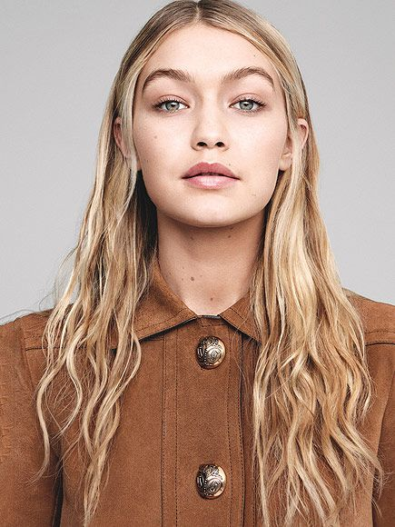 Gigi Hadid Teen Vogue