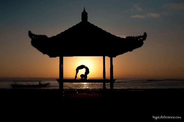 On my wish list: Yoga @ Bali