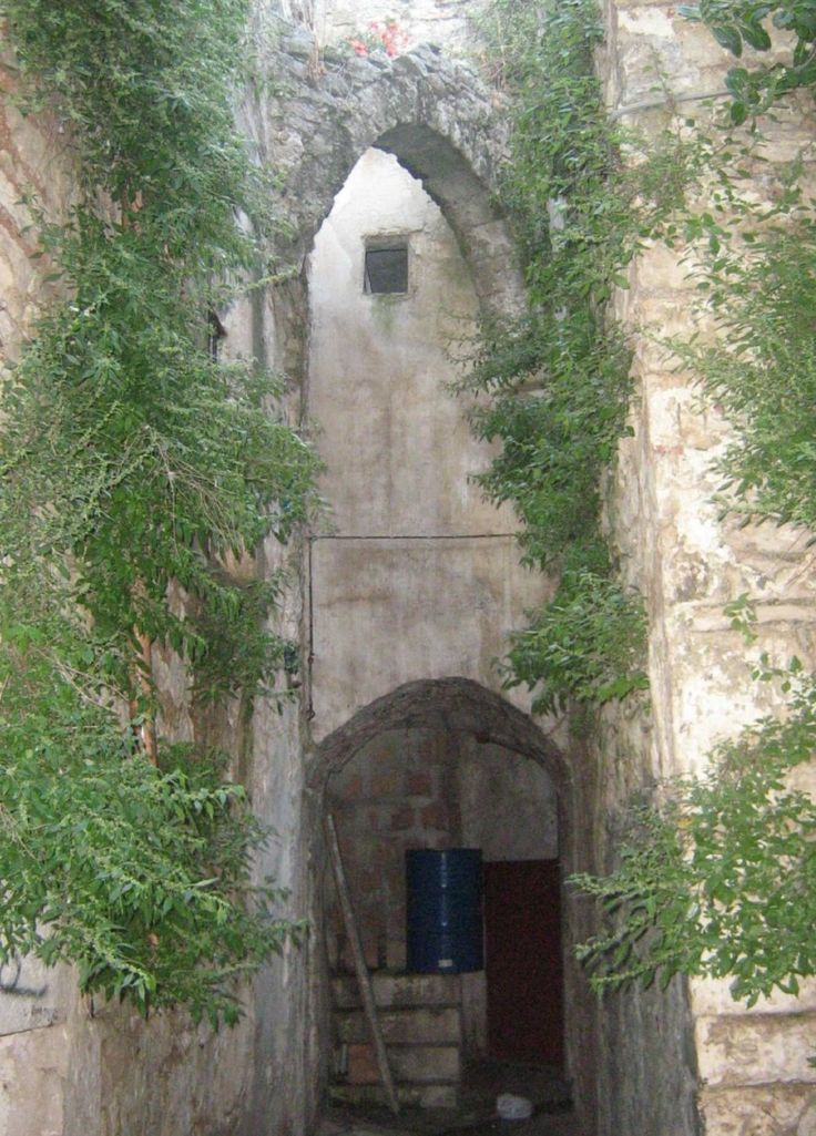 Dettaglio Rudere-Convento Benedettini
