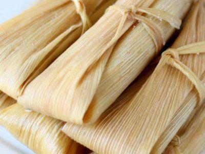 Receta de Tamales de Coco con Piña