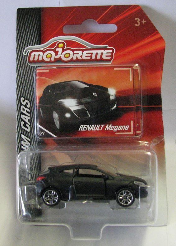 Majorette Model Car metal DieCast Premium Cars Renault Megane matt black 1/64 | Toys & Hobbies, Diecast & Toy Vehicles, Cars, Trucks & Vans | eBay!