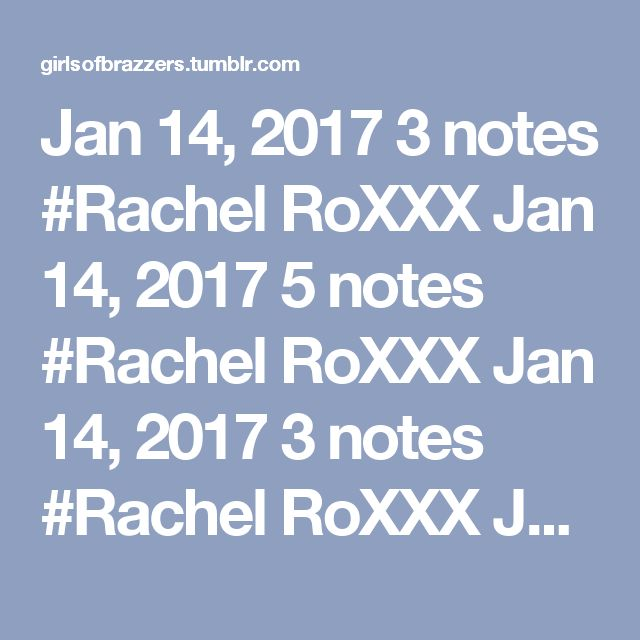 Jan 14, 2017 3 notes #Rachel RoXXX Jan 14, 2017 5 notes #Rachel RoXXX Jan 14, 2017 3 notes #Rachel RoXXX Jan 13, 2017 4 notes #Jewels Jade #brazzers #big juggs #hot body #sexy women #hot babes #naked #nude Jan 13, 2017 1 note #Jewels Jade #brazzers #big juggs #giving head #sucking cock #cumshots #semen #jizz #getting laid #well hung #sexy women #hot babes Jan 13, 2017 6 notes #Jewels Jade #brazzers #big juggs #hot body #sexy women #hot babes #naked #nude Jan 12, 2017 10 notes #Franceska…