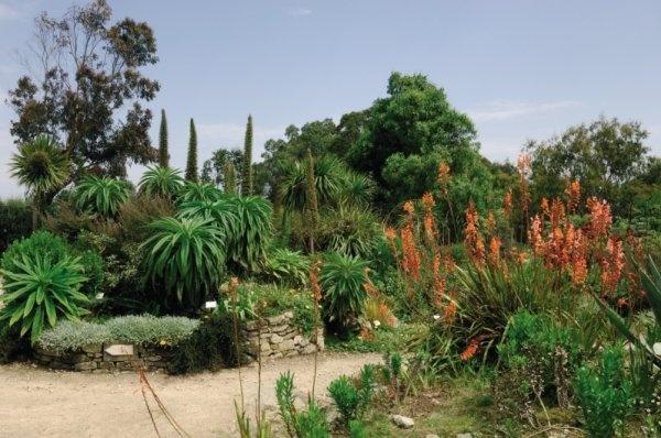 Jardin Delaselle © Finistère Tourisme