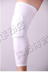 Basketball Leg Sleeve Breathable Football Knee Pads Sport Safety Honeycomb Kneepads Bumper Knee Protector Guard Pads