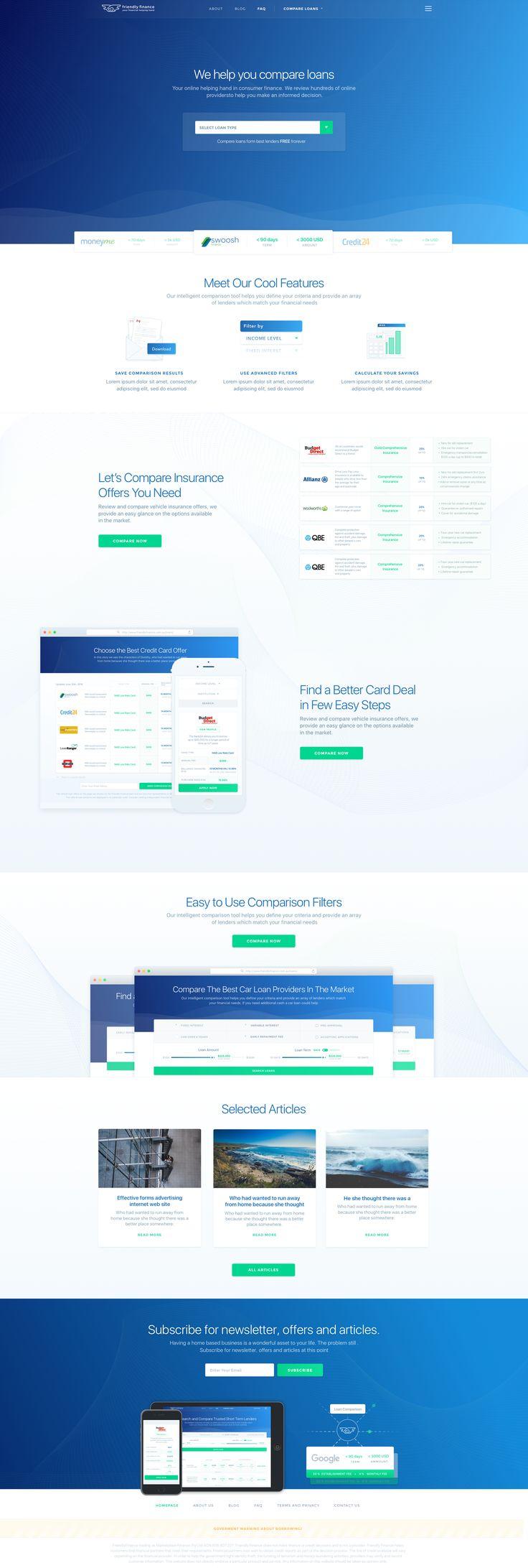 Friendly finance homepage2