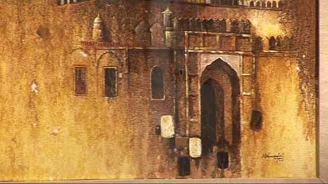 Pakistani Art | Pakistani art exhibition opens in Tehran