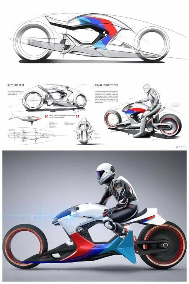 #Motorcycle #Concepts #Creative