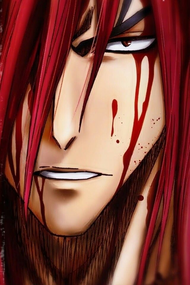 Bleach ~~ Blood-spattered bishounen :: Renji
