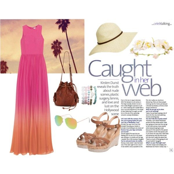 """Summer 2015"" by paulina-ah-sl on Polyvore"