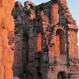 Tunisia - El-Mahdia - Amphitheatre of El Jem - ©Editions Gelbart / Jean-Jacques Gelbart