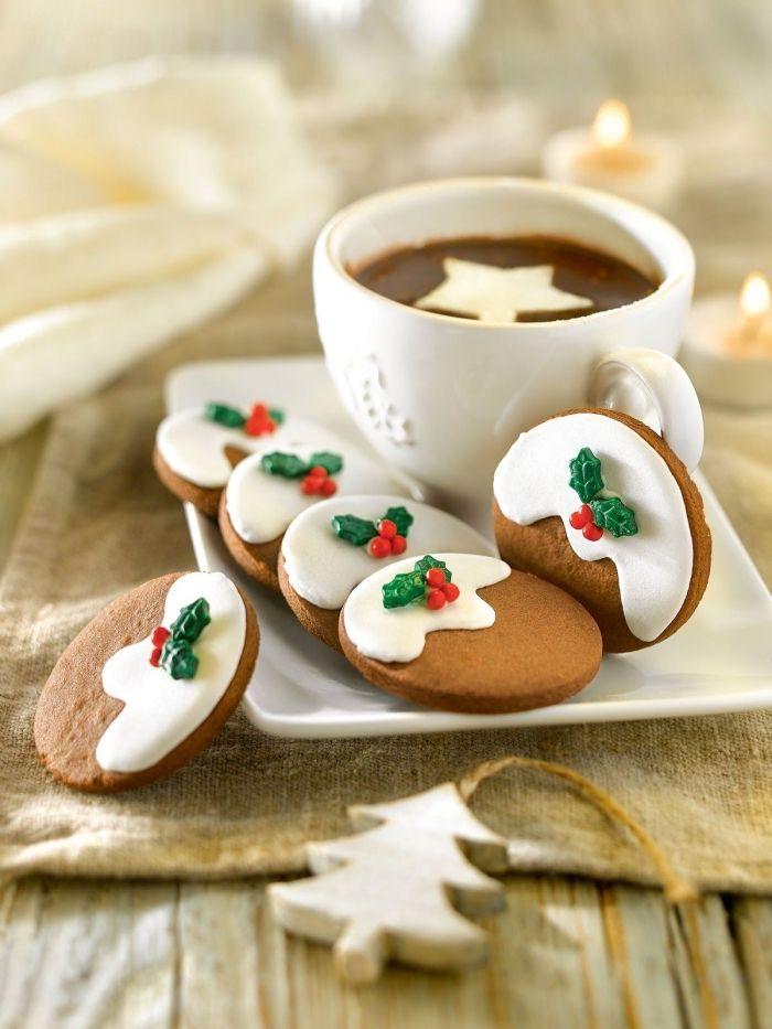1001 Recettes Et Idees Pour Faire Un Petit Gateau De Noel Biscuit De Noel Biscuits Au Sucre De Noel Gateau Noel