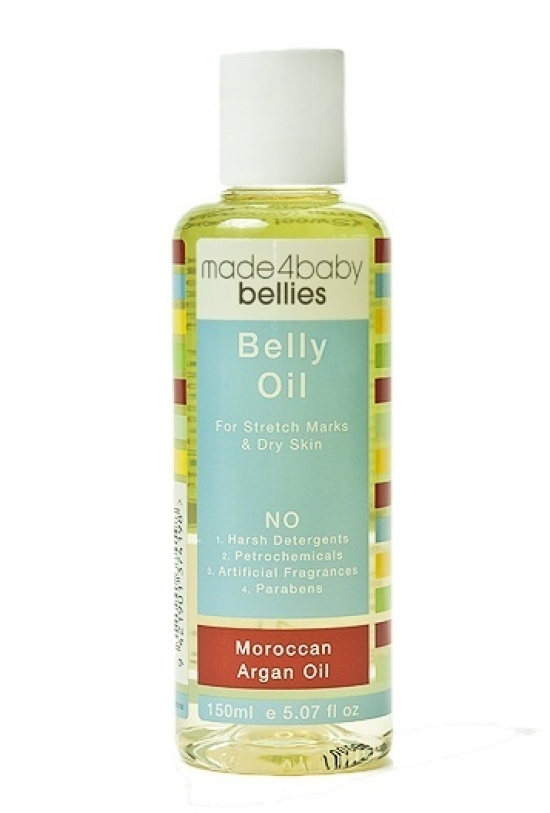 made4baby Belly Oil