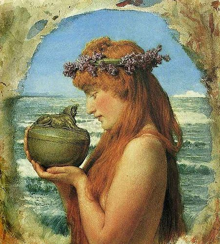 best pandora s box images greek mythology art blog sir lawrence alma tadema pandora lawrence alma tademapandora boxpre raphaelitegreek mythologyr