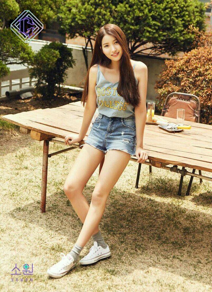 Sowon Gfriend || Parallel Album