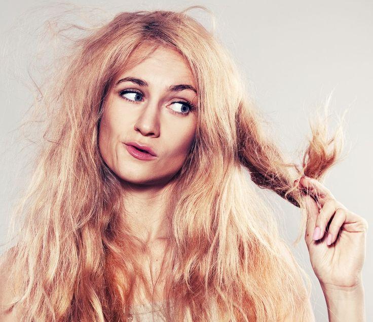 Dry, Damaged Hair? 6 Things You May Be Doing Wrong