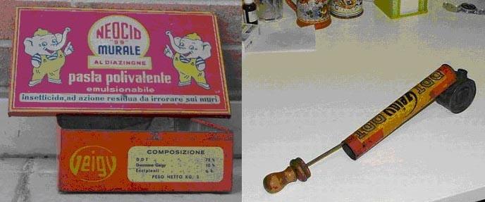 Scienze Ambientali a Ravenna - Piccola storia del DDT