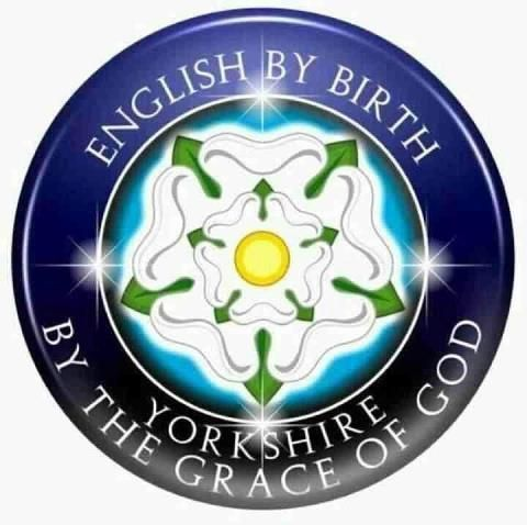 english by birth, yorkshire by the grace of god - Google Search