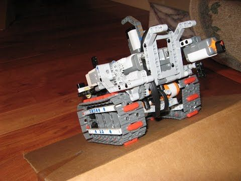 22 best lego bricks images on pinterest brick bricks and legos the omnilander is an all terrain mindstorms nxt creation for a full written description and more pictures of this robot please visit my website http fandeluxe Gallery