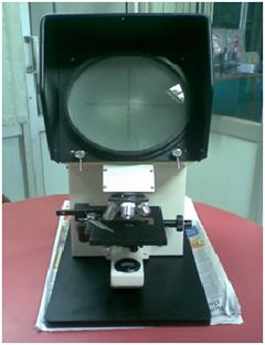 Projection microscopes are best and ideal to use especially for classroom applications. The projecting microscope forms a highly enlarged real image of some small object on a distant screen. http://www.lab360.co.in/microscopes-telescopes.htm