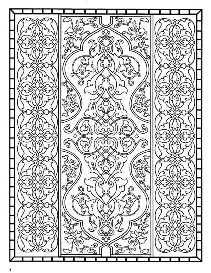 The 30 Best Images About Adult Coloring Pages TILES On