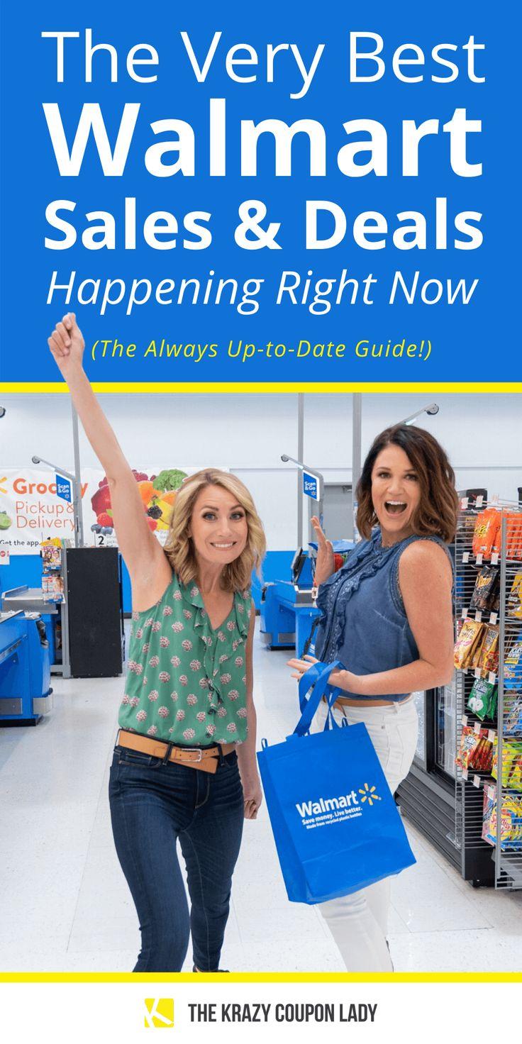 Looking for the best Walmart sales? Get the always upto