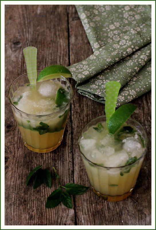 mojito sans alcool pour les enfants  Le goûter du mercredi