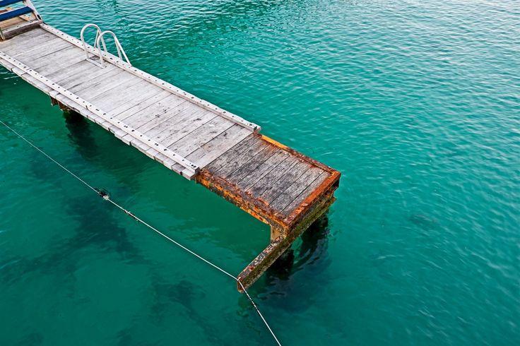 A perfect place for a dip. Wallaroo, South Australia.