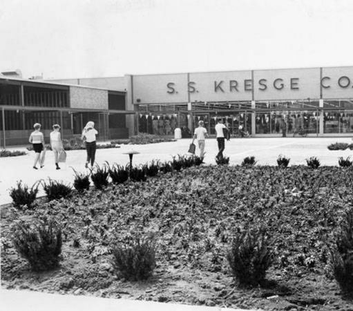 S.S. Kresge Company at Parmatown in 1960. (Cleveland Memory Project)