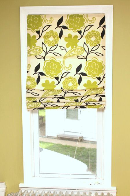 Making Your Own Roman Shades The Easy Way Might Have