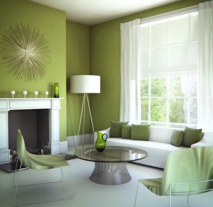 Accessories Living Room Green