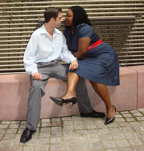 men who love plus size black women