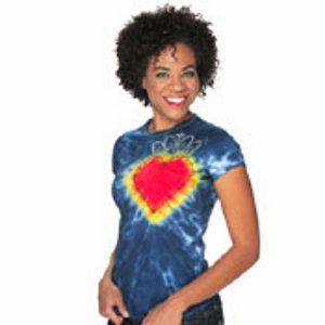 how to tie dye, 28 tie dye projects, heart tie dye designs