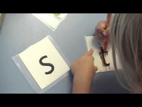 ▶ Letter Formation in the Early Years: RWI Phrases used within SSP - YouTube