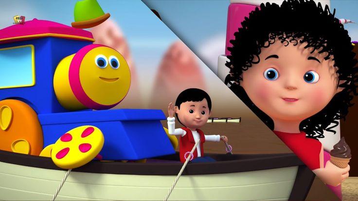 Bob o trem | da fileira da fileira seu barco | Bob Train | Row Row Row Y...Oi bebês, sabemos que você está perdendo o seu amigo favorito Bob the Train, e é por isso que organizamos para um passeio de ferry muito especial para você pequenos tots apenas para que você possa desfrutar de um divertido playtime com Bob.#rowrowyourboat #crianças #nurseryrhymes #bebês #préescolares #poema #jardimdeinfancia #educacional #berçário #parentalidade #kidsvideos #kidssongs #kidslearning #compilação…