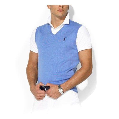 Ralph Lauren mens vest sweater #mens #fashion