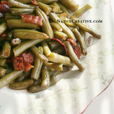 Arkansas Green Beans |