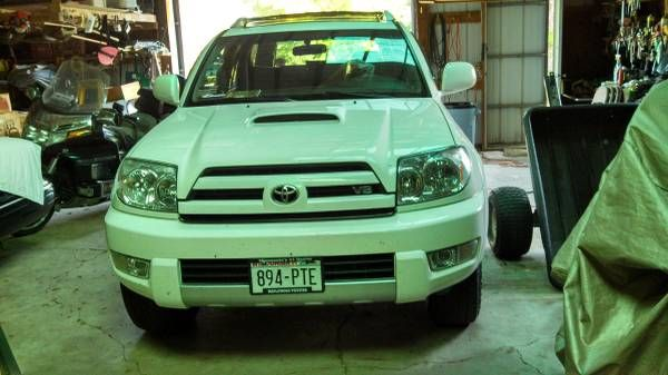 Used 2004 Toyota 4Runner for Sale ($18,700) at Elsworth, WI. Contact: 715-579-9695. (Car Id: 57522)