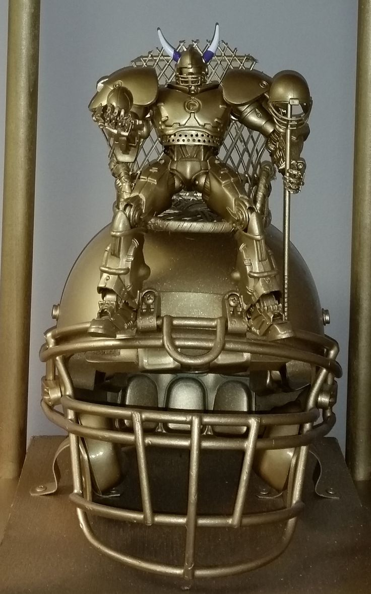 Fantasy Football Trophy close up shot 2016 - Nicholas Williams                                                                                                                                                                                 More